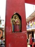 Редкое изображение Будды в полный рост