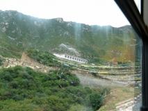 Гора Чимпу в часе езды от Самье
