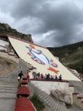 Монастырь Дрепунг в пригороде Лхасы