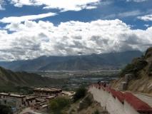 Небо Лхасы