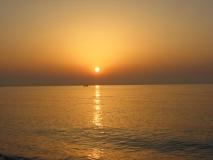Восход в Чирали
