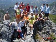 На вершине Олимпос '06